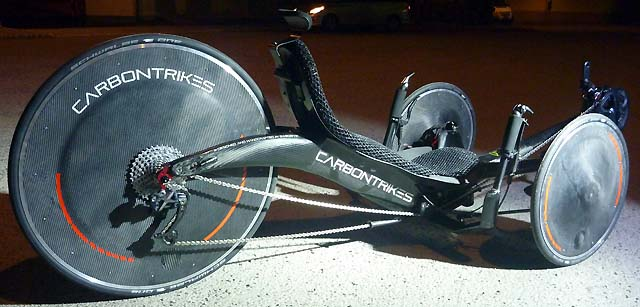 CARBONTRIKES - New